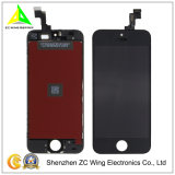 Schermo dell'affissione a cristalli liquidi del telefono mobile di alta qualità per il iPhone 5s