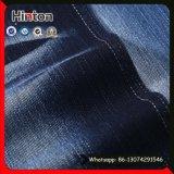 tissu de tricotage de Jean de mèche d'extension de tissu du denim 300GSM