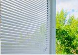 Veneziane/stecche di alluminio di registrazione chiare nel doppio codice categoria