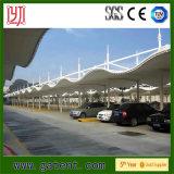 Carport di parcheggio dell'automobile della struttura d'acciaio con la struttura d'acciaio