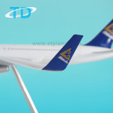 Big Model B767-300er Air Astana Resin Passenger Aircraft
