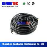 Câble d'alimentation électrique et connecteur de HDMI