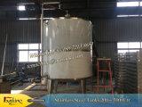 3000 litros S. S 316 Reator de tanque de reação de vasos de mistura Reactor