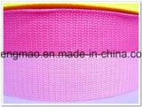 """ rosafarbenes gewebtes Material des Polypropylen-450d 1 für Beutel"