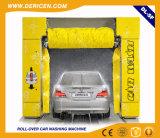 Máquina de la colada de coche de Automatice de la refinanciación de Dericen Dl5f con 5 cepillos y la función seca