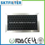 Определено воздушным фильтром сота активированного угля Клиента