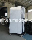 工場卸売によってパッドを入れられる樹脂の折りたたみ椅子またはガーデン・チェアか結婚式の座席
