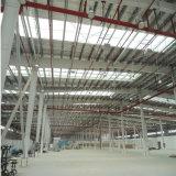 Vorfabriziertstahlkonstruktion-große Werkstatt mit niedrigen Kosten