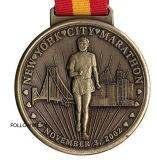 Médaille de récompense pour le chemin courant Bedford