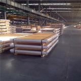 Plaque d'alliage d'aluminium avec des conditions personnalisées