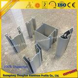 Aluminiumstrangpresßling-Profil-Büro-Partition für Abteilungs-Dekoration