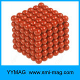 Imán magnético de Buckyballs de las bolas de las esferas neas