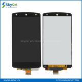 Экран касания LCD мобильного телефона для запчастей D820 цепи 5 LG