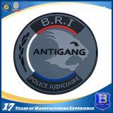 Kundenspezifische Polizei weiche Belüftung-Gummiänderung am Objektprogramm mit Flausch-Schutzträger