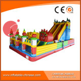 아이 T6-032를 위한 팽창식 재미 도시 위락 공원 팽창식 장난감
