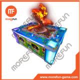 Tiger-Schlag-Fisch-Hunter-Säulengang-Spiel-Maschine
