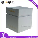 Kundenspezifisches Firmenzeichen-verpackenstulpe-weißer Geschenk-Kosmetik-Kasten