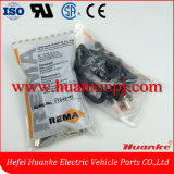 Schakelaar Rema320 van de Batterij van de Vorkheftruck van Rema de Vrouwelijke