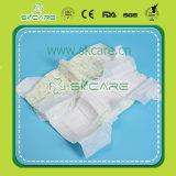 Ткань любит Backsheet и эластичная пеленка младенца полосы шкафута с конкурентоспособной ценой