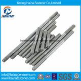 Ss316 A4-80 Rosca roscada de aço inoxidável M6 M8 M10 M12 para construção