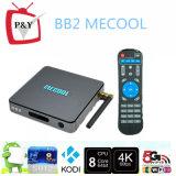 Neuer Chip Amlogic S912 2g 16g Mecool Bb2 androider Fernsehapparat-Kasten