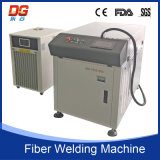 600W de wijd Gebruikte Machine van het Lassen van de Laser van de Transmissie van de Optische Vezel