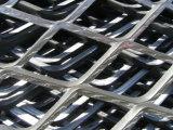 Erweitertes Aluminiummetall, erweitertes Ineinander greifen, erweitertes Metallineinander greifen