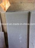 Pounch пефорировало акустическую панель цемента волокна