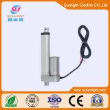 Actuador linear eléctrico teledirigido 24VDC con el interruptor de límite