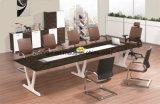 사무실을%s 현대 멜라민 베니어 회의장 회의 책상