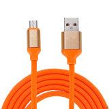 De Mobiele Lader van de Telefoon TPE de Snelle het Laden Kabel van Gegevens USB