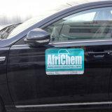 Signos personalizados magnético, la puerta del coche imán Sticker