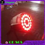 24X12W RGBW 4in1 PAR Can Thin LED Disco Light