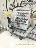 1 Machine de broderie à cordes à aiguille 12 avec grande zone de broderie 500X1200mm Wy1201cl