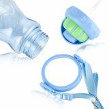 子供の赤ん坊のための折りたたみプラスチック飲料水のびん