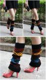 Chaussettes neuves Legwarmers de manchettes de réchauffeurs de patte de Knit de type
