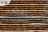 Striscia e tessuto normale della mobilia del Chenille (FTH31175)