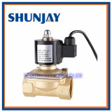 Elettrovalvola a solenoide ad azione diretta materiale d'acciaio dell'acqua di Stainlsee