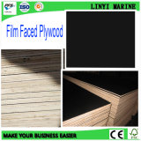 1250mm*2500mm Film Faced Plywood Construction Plywood 첫번째 Class Grade WBP