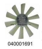 Ventilatorflügel D520mm für Kamaz Motor und die 040001691 Ventilator-Kupplung