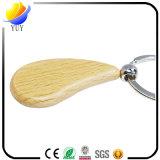 Таможня гравирует цепь деревянного пробела ключевых цепей деревянную ключевую