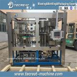 Type rotatoire machine de remplissage épurée par bouteilles de l'eau d'animal familier de 5L