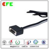 관례 4pin 이동 전화를 위한 자석 케이블 연결관