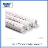 Petites lignes de l'imprimante à jet d'encre 1-4 de caractère de bouteille en plastique