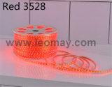 Het hete LEIDENE van Epistar 220V SMD3528 van de Verkoop Licht van de Strook met Ce