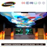 광고를 위한 매우 - 호리호리한 P3.91 P4.81 실내 임대 풀 컬러 발광 다이오드 표시 스크린