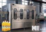 Máquina de rellenar líquida caliente de la botella del animal doméstico para el zumo de fruta y el agua de la vitamina