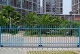 Целесообразной просто селитебной загородка гальванизированная обеспеченностью стальная