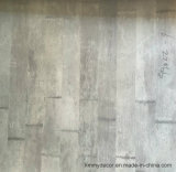 Nuevo papel de la melamina del grano del cemento del diseño para el suelo, el MDF, HPL y los muebles