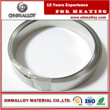 いろいろな種類の陶磁器の抵抗器のためのゲージNi35cr20のストリップによってアニールされる合金